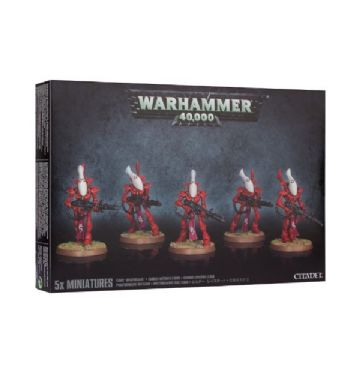 Games Workshop Warhammer 40000 40K Eldar Wraithguard 46-13